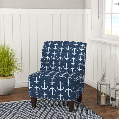 Beachcrest Home Donnington Slipper Chair Side Chairs Chair