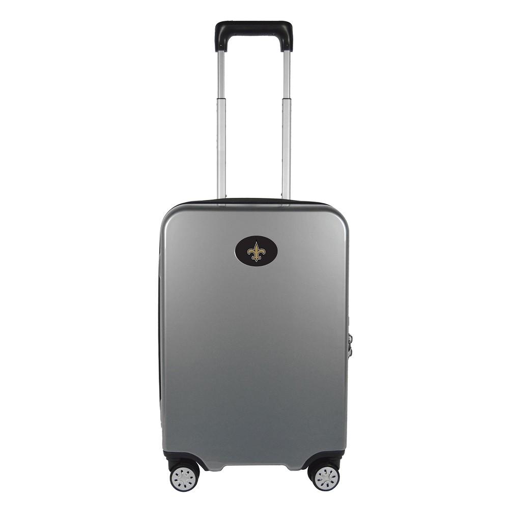 NFL New Orleans Saints 22 Premium Hardcase Spinner Carry-on c9c84afde6