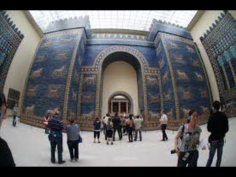 Berlin The Fascinating Historical Exhibits Of The Pergamon Museum Germany Pergamon Museum Pergamon Berlin Germany