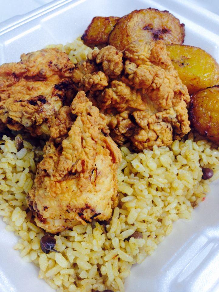Chicharron de pollo now at the truck food culture