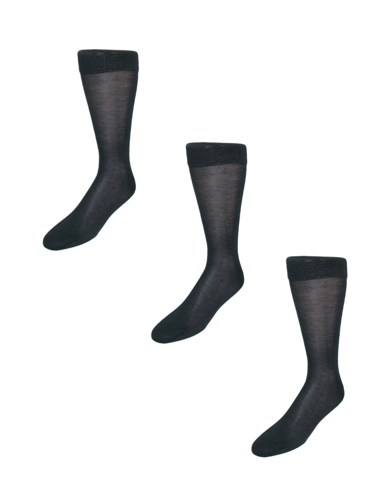 f6b61b4adb9a This Windsor Collection sock's silk blend fabric is supremely soft for  comfort. The sock is ribbed at the top to keep it in place and to maintain  a smooth ...