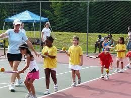Youth Tennis Camp - Beginner Holiday The Woodlands, TX #Kids #Events