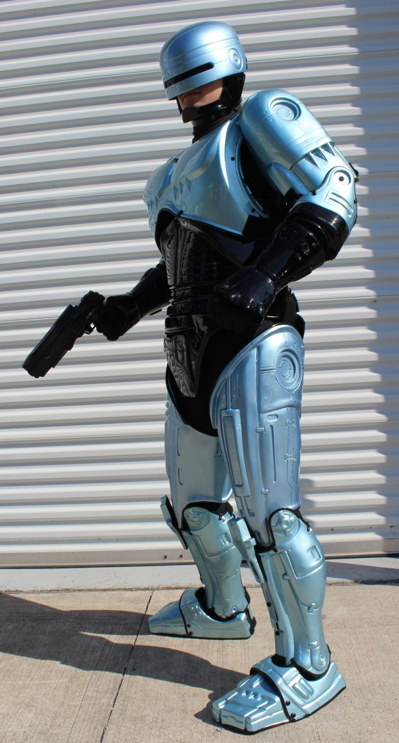 Robocop Costume Want Pinterest Costumes Halloween Costumes