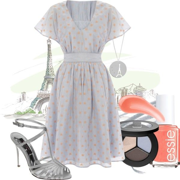 Color Challenge #69/70: Overcast, created by eiluned on Polyvore
