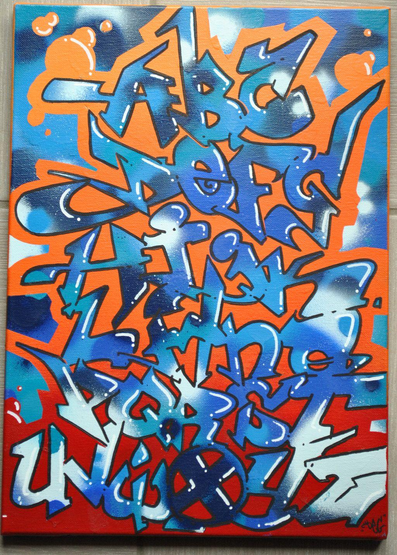 Pin De Freeman Lp En Tags Graffiti Con Imagenes Alfabeto De