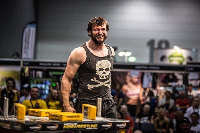 Devon Larratt | Combat sport, Fitness, Fitness training