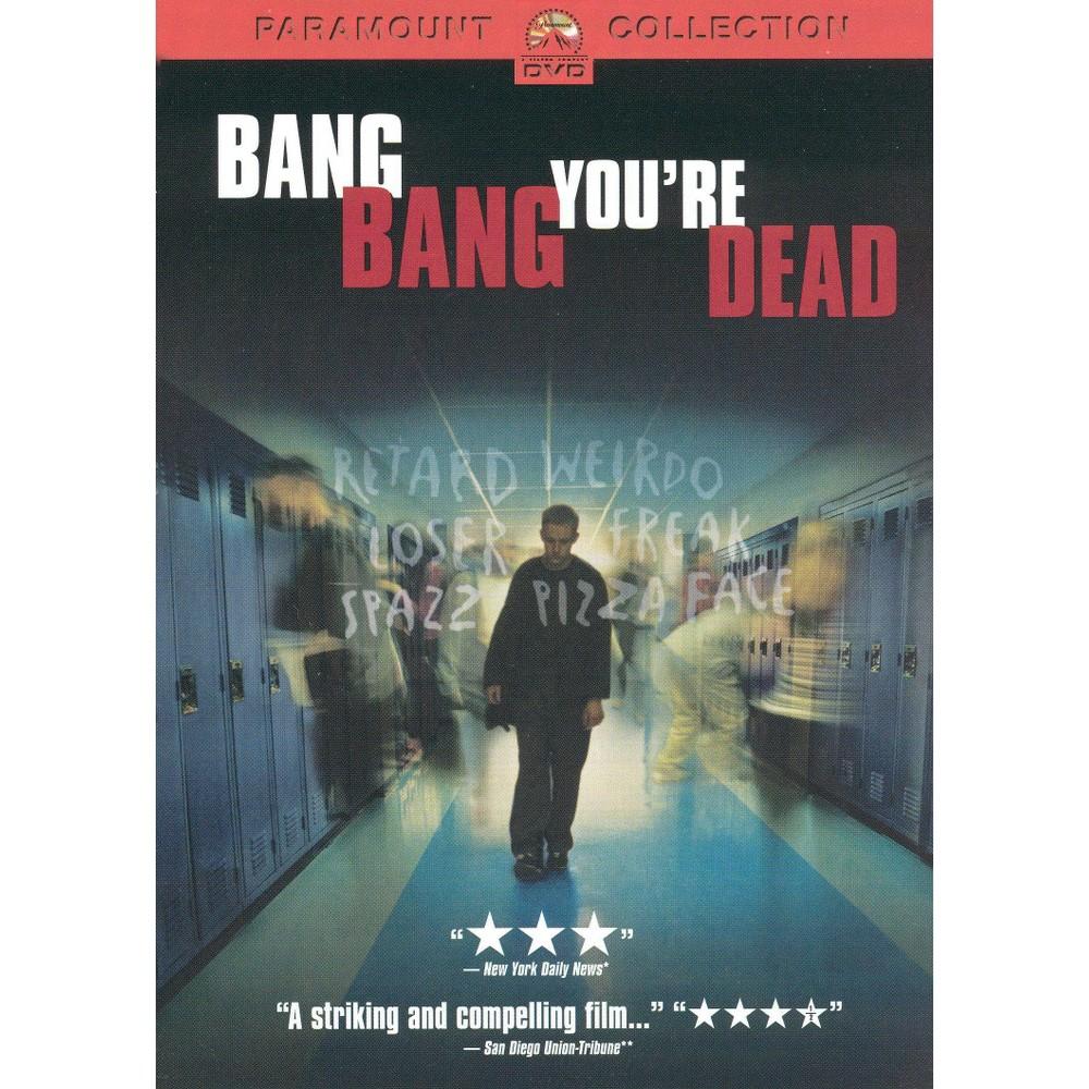 Bang Bang You're Dead (dvd_video)