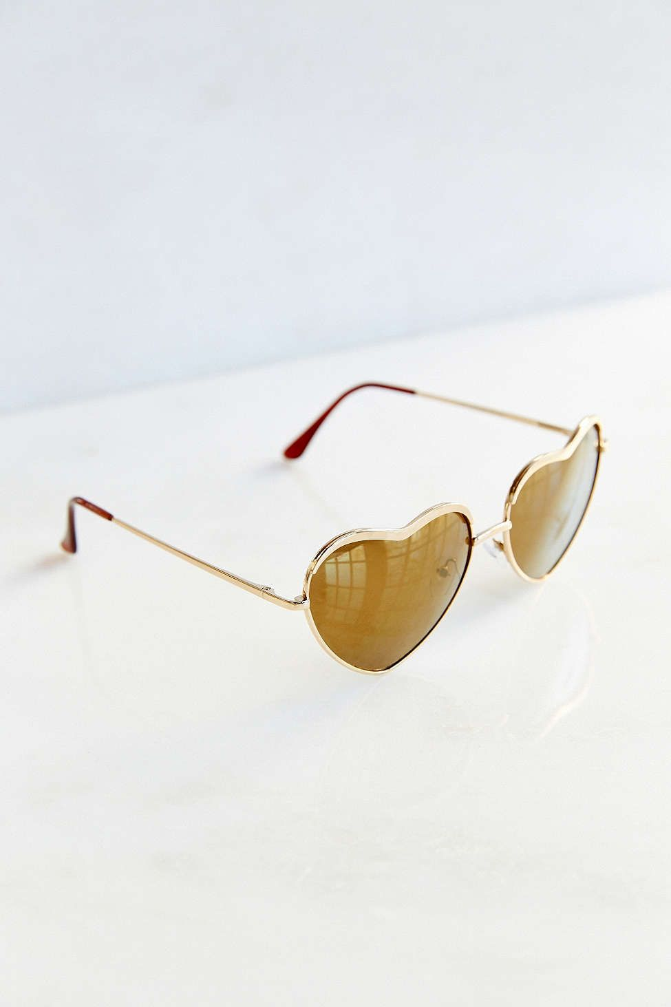 9a824f2a14 Shop Heart Of Gold Sunglasses at Urban Outfitters today. We carry all the  latest styles