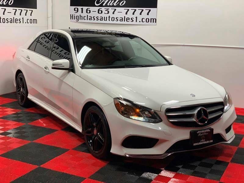 Ebay Advertisement 2014 Mercedes Benz E Class E 350 Sport 4dr Sedan 2014 Mercedes Benz E Class E 350 Sport 4dr Sedan 89422 Miles White Benz E Class