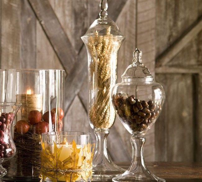 Glass Vases With Lids Amazing Interiors Pinterest Simple Diy