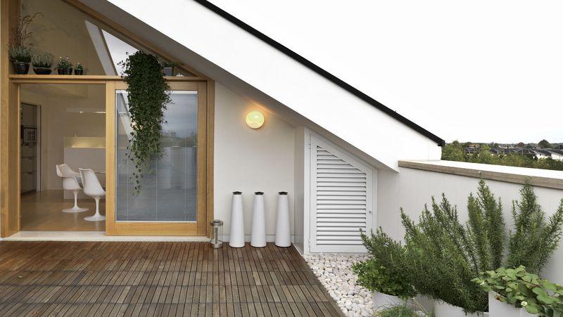 Turbo ▷ Dachloggia ▷ Loggia nachträglich einbauen | For the Home in QS27