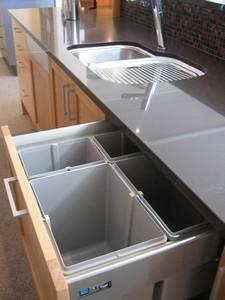 kitchen bin design ideas get inspired by photos of kitchen bins rh pinterest com