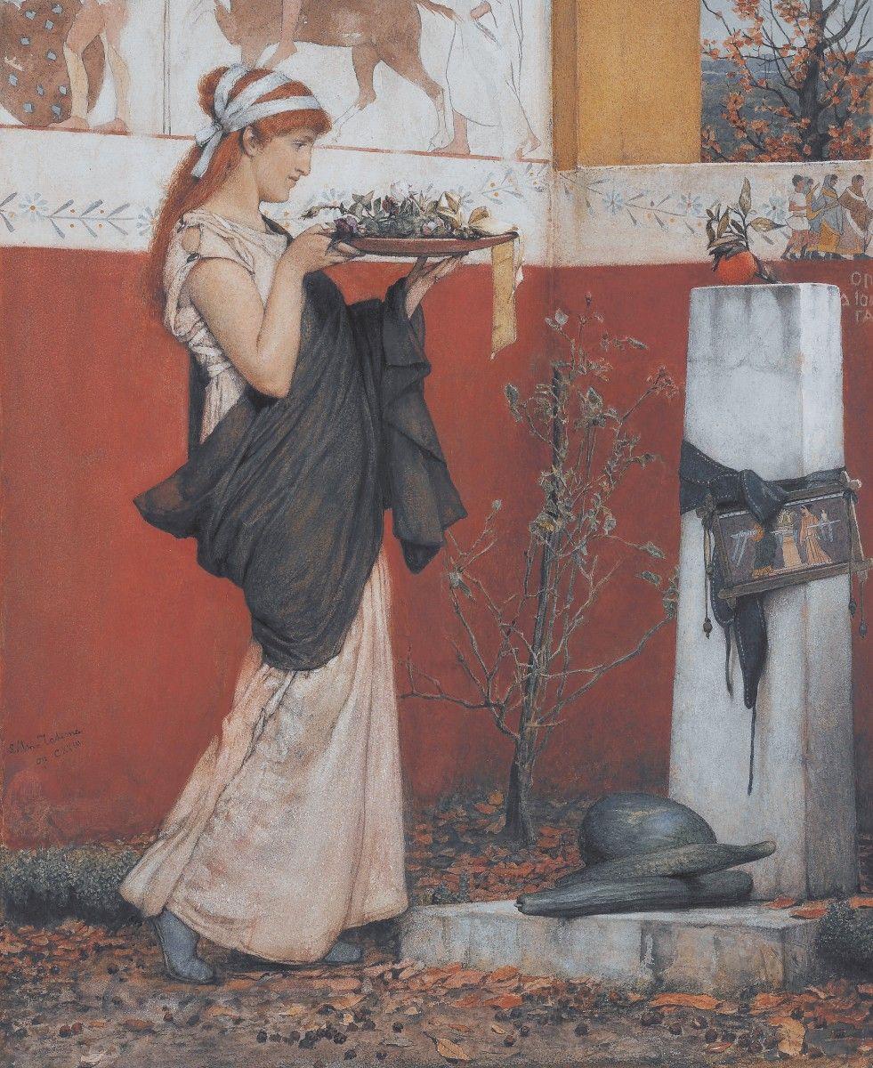 Belvedere Museum Wien - Lawrence Alma-Tadema   Sir Lawrence Alma ...