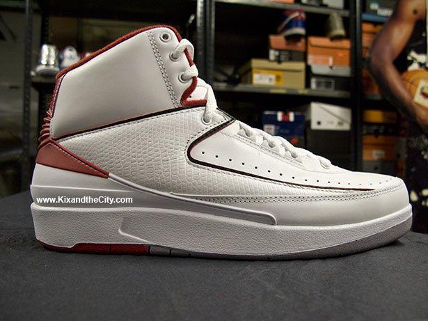 22d209ab33b8 Air Jordan 2