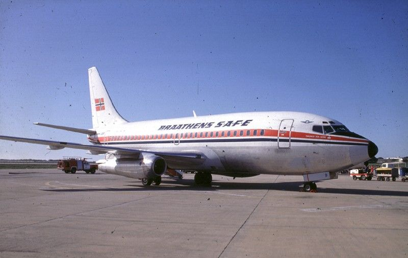 Braathens 737