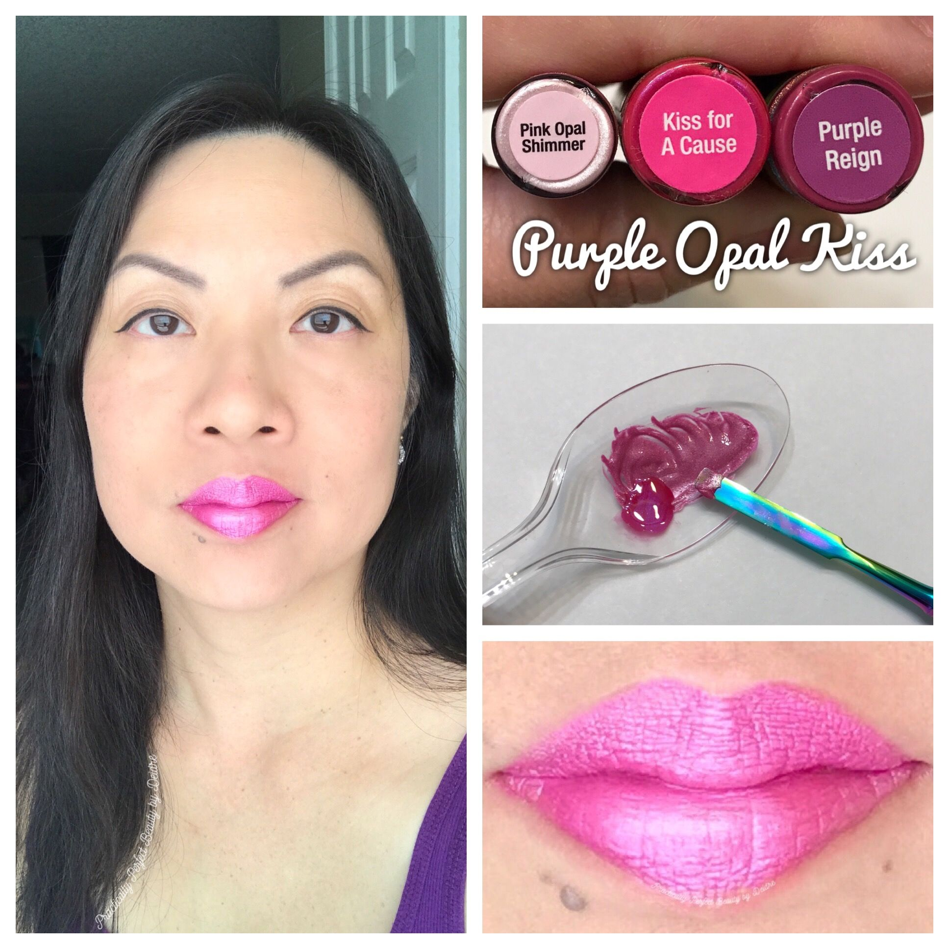 Did You Know You Can Mix Shadowsense With Lipsense To