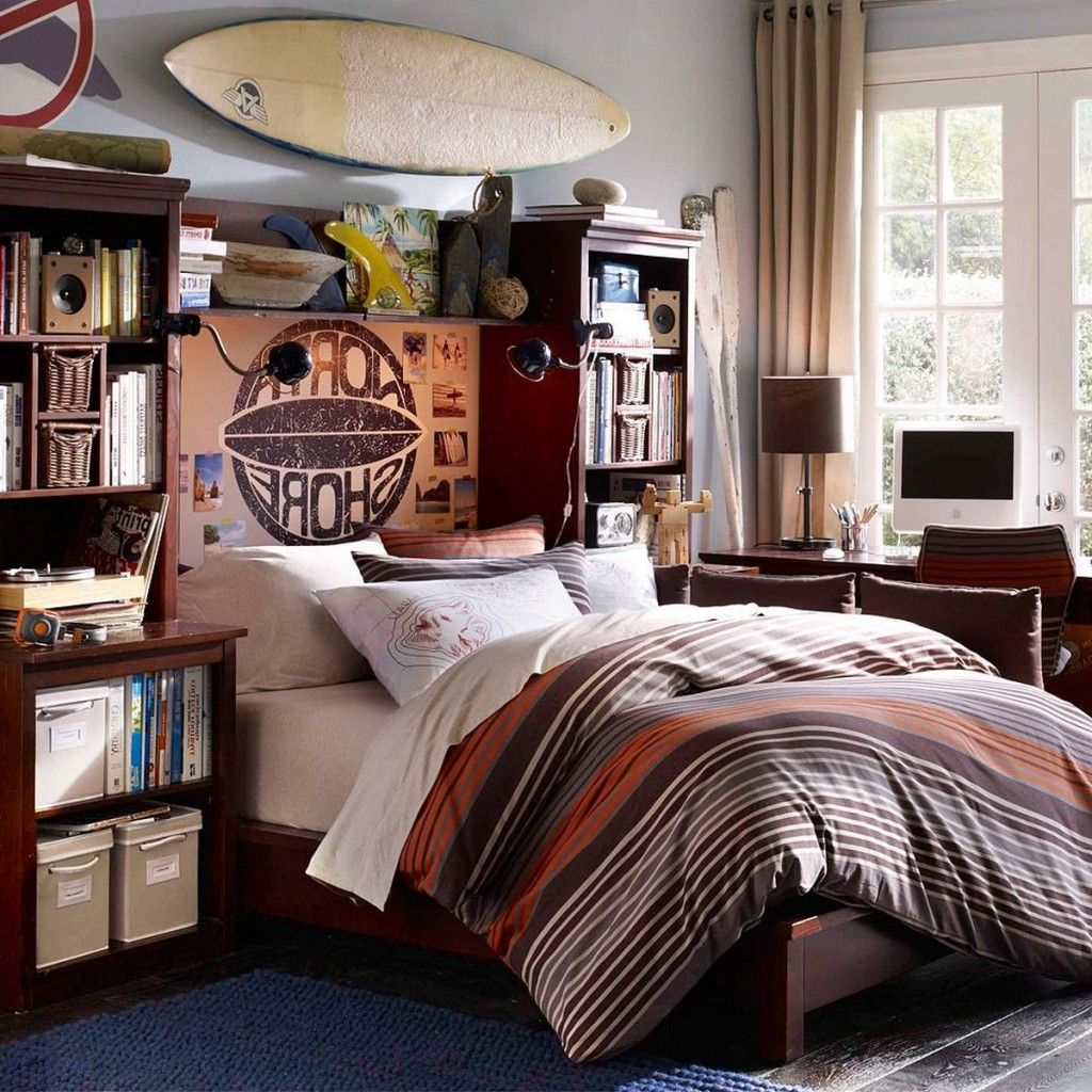 Kids Room Awesome Small Space Boys Bedroom Design With