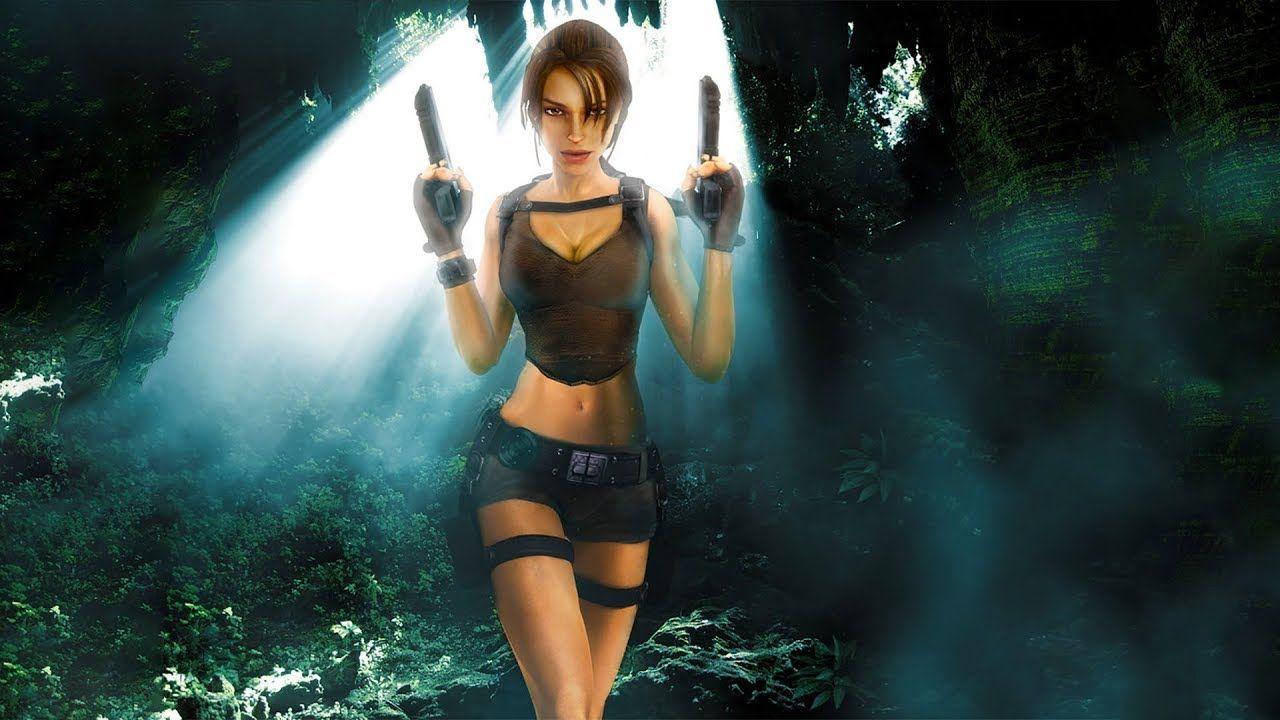 Tomb Raider Underworld Xbox One X Gameplay Thailand Coastal
