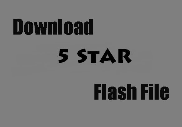 Download 5star Flash File   Officeil Firmware   Company logo