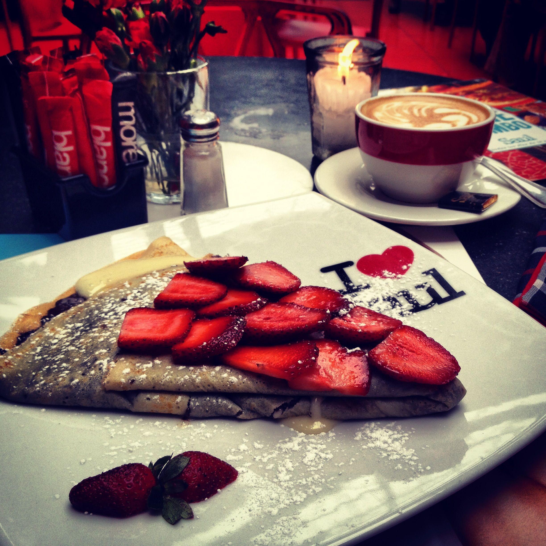 Café Saúl.