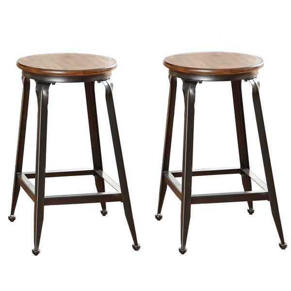 Counter Height Stool Set Of 2 Overstock Shopping