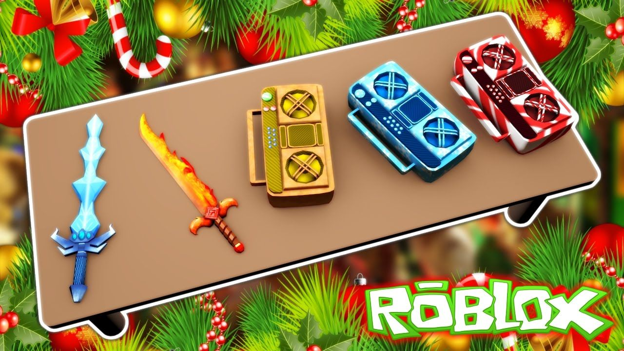 CRAFTING TUTORIAL!!! (NEW MM2 UPDATE) | MM2 Christmas Event | Roblox