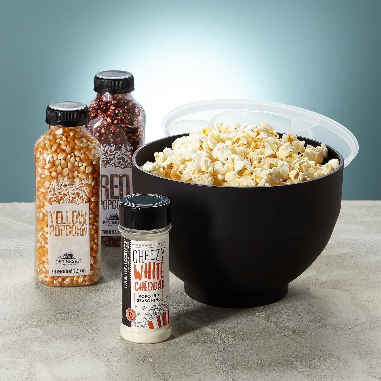 Late Night Popcorn Party Popcorn party