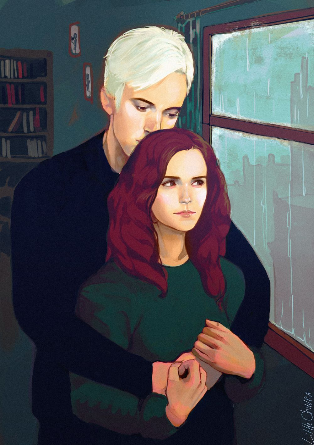 658 Best Hermione and Draco images in 2020 | Draco, Hermione ...