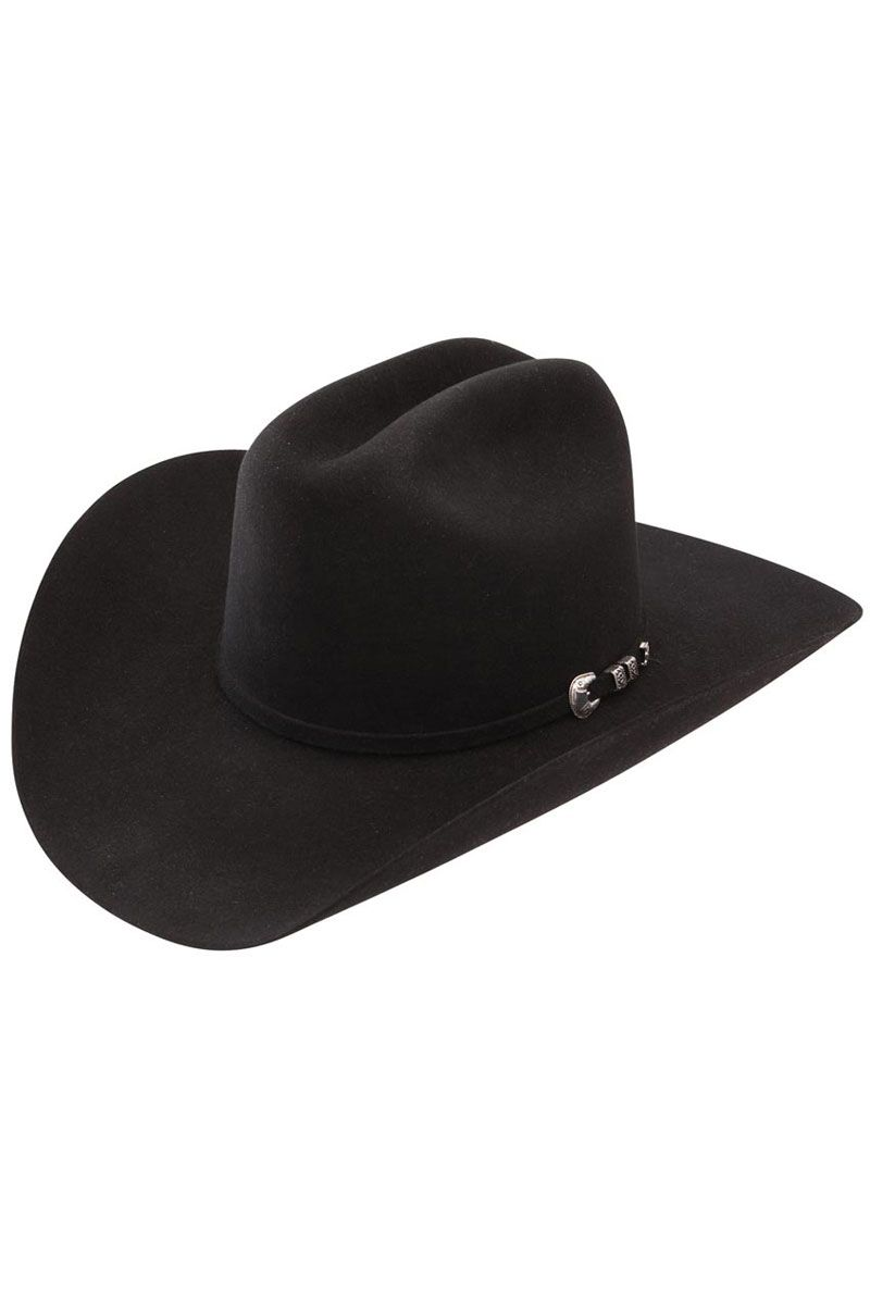 72323b587e415 Stetson Black Cowboy Hat on sale! Buy now! Exclusive  discount code