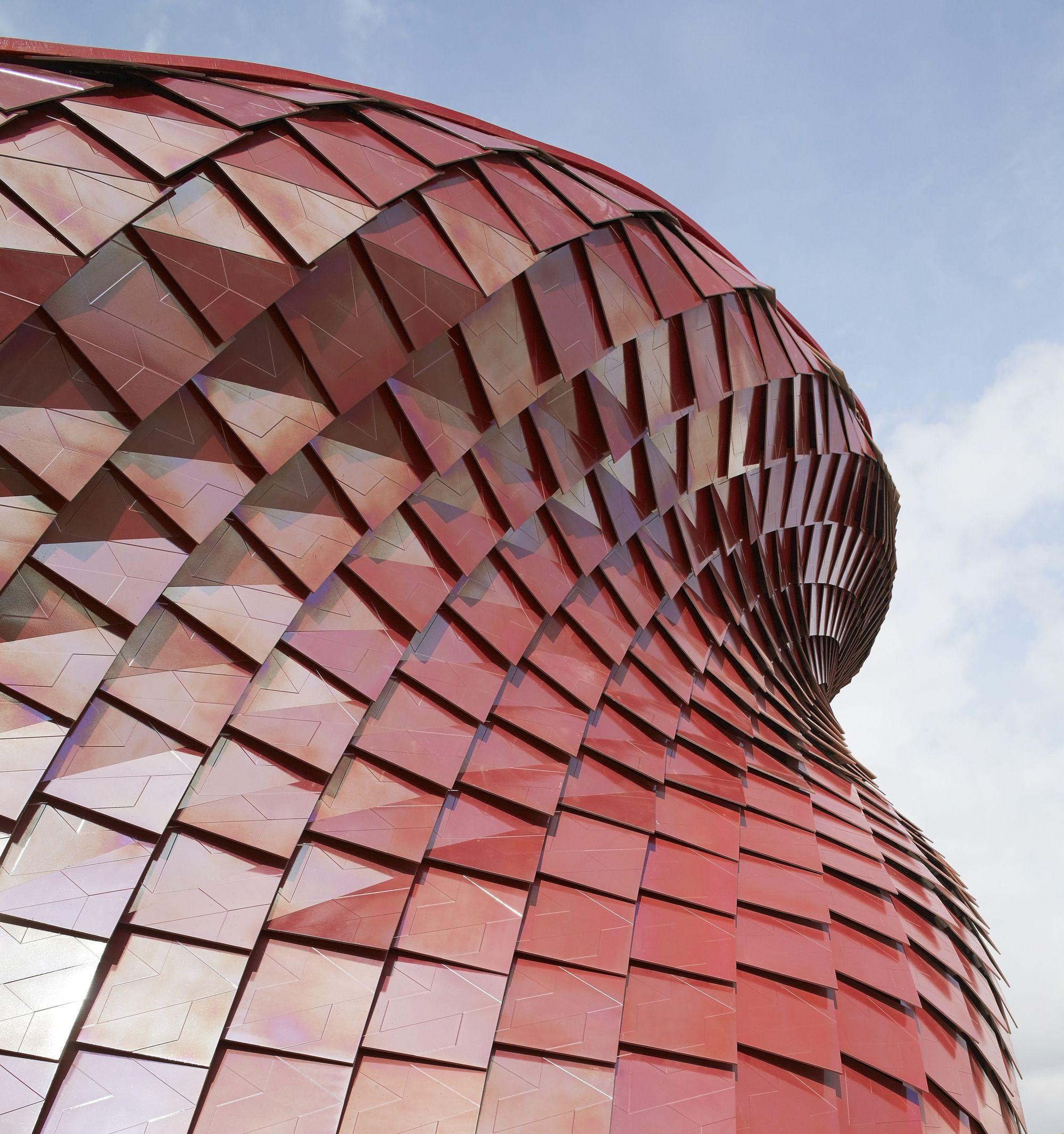 Inspiração e exemplo para o uso do Rosa na Arquitetura. Outubro Rosa o ano todo. ZPROJETOS