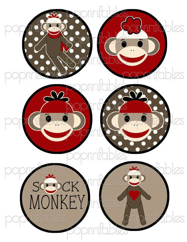 17 Best images about Sock Monkey on Pinterest | Clip art, Poster ...
