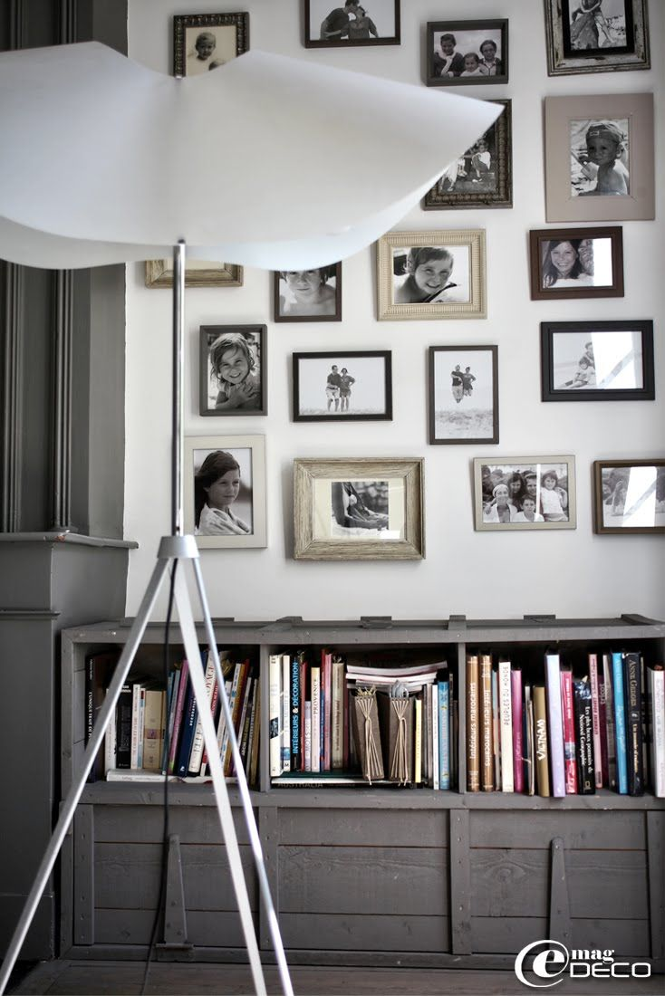 lampadaire angelus cr ation jean marc gady pour ligne. Black Bedroom Furniture Sets. Home Design Ideas