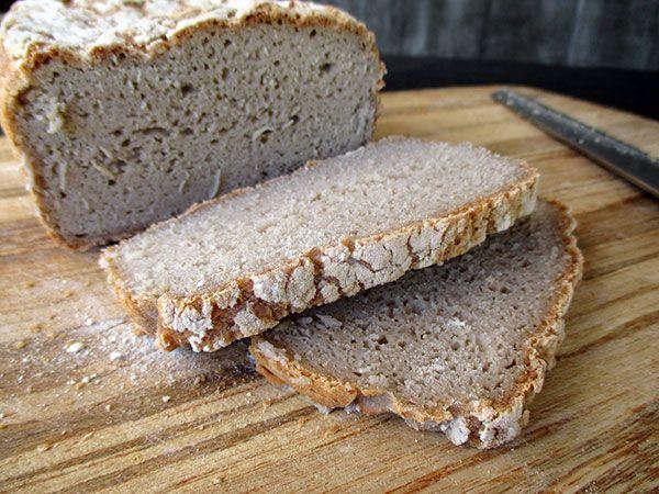 Veganes Glutenfreies Super Einfaches Buchweizen Brot Rezept #easymexicanfoodrecipes