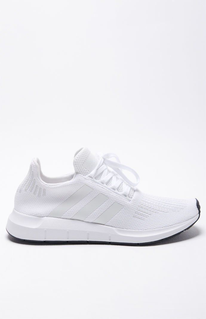 feadd90cfcb adidas Swift White   Rose Gold Shoes