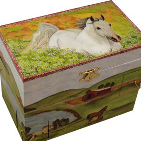Horse Jewelry Box Best Misty Hideaway Horse Musical Jewellery Box Beautiful Horsey