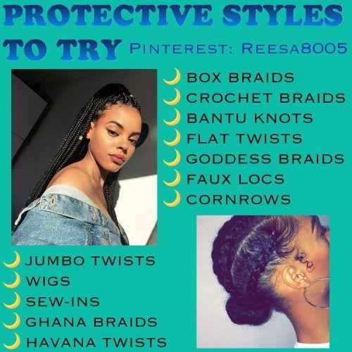 Protective Styles to try #protectivestyles