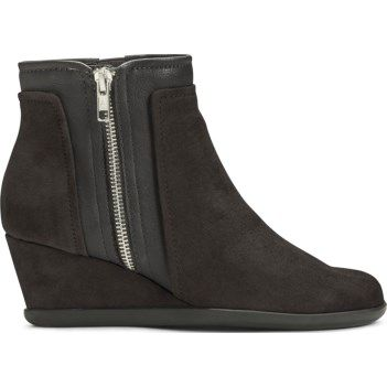f3aad729c3d1 Aerosoles Women s Outfit Wedge Bootie at Famous Footwear