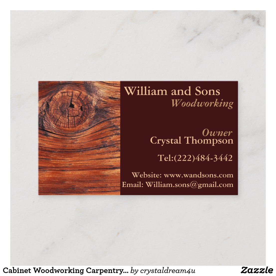 Cabinet Woodworking Carpentry Business Cards Zazzle Com Woodworking Carpentry Carpentry Wood Business Cards