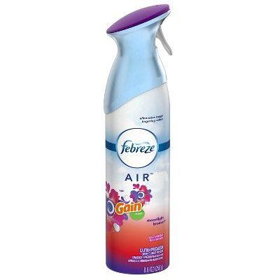 Febreze Air Moonlight Breeze With Gain Scent Air Freshener 8 8oz