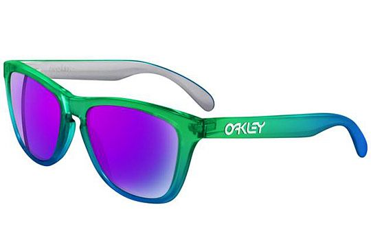95ab8f513de Oakley Frogskins Sunglasses - Marine Fade