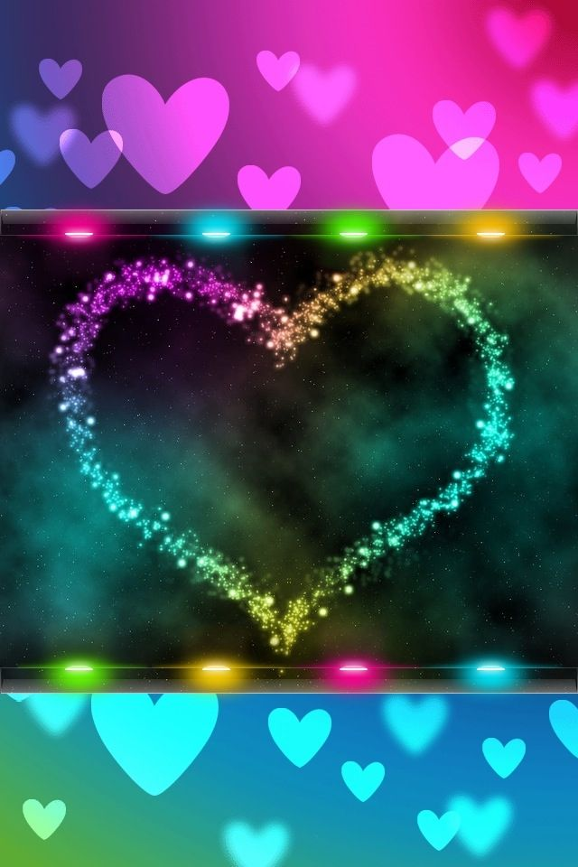 Glitter Heart Wallpaper Background Heart Wallpaper Heart Iphone Wallpaper Glitter Background