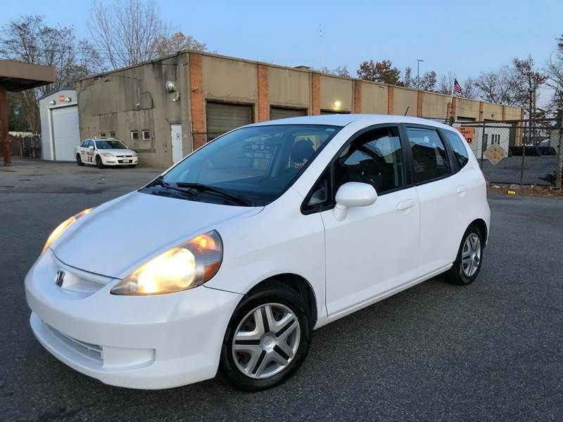 Salvage 2008 Honda Fit for Sale in New Jersey carsales