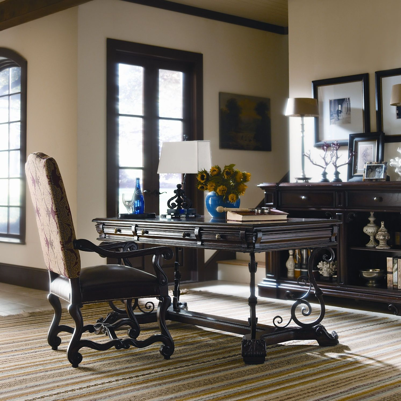 Stanley Furniture Costa Del Sol Collection Affari Privi Table