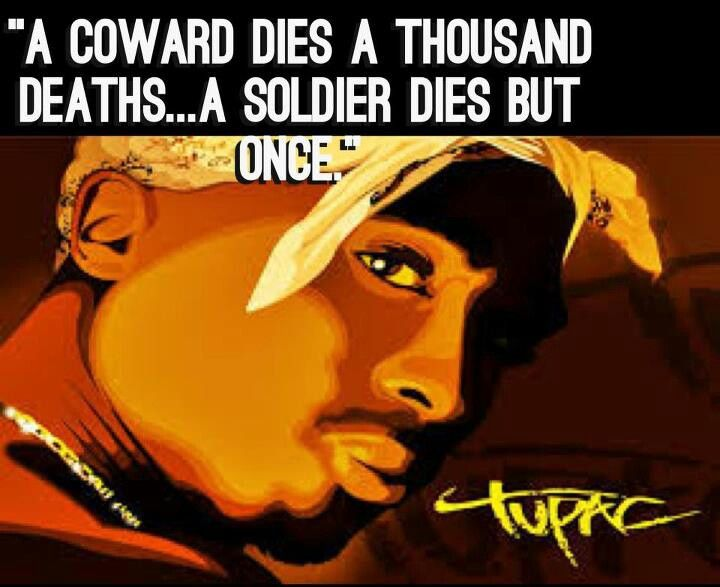 Only An Ignoramus Would Say Tupac Was A Negative Influence He