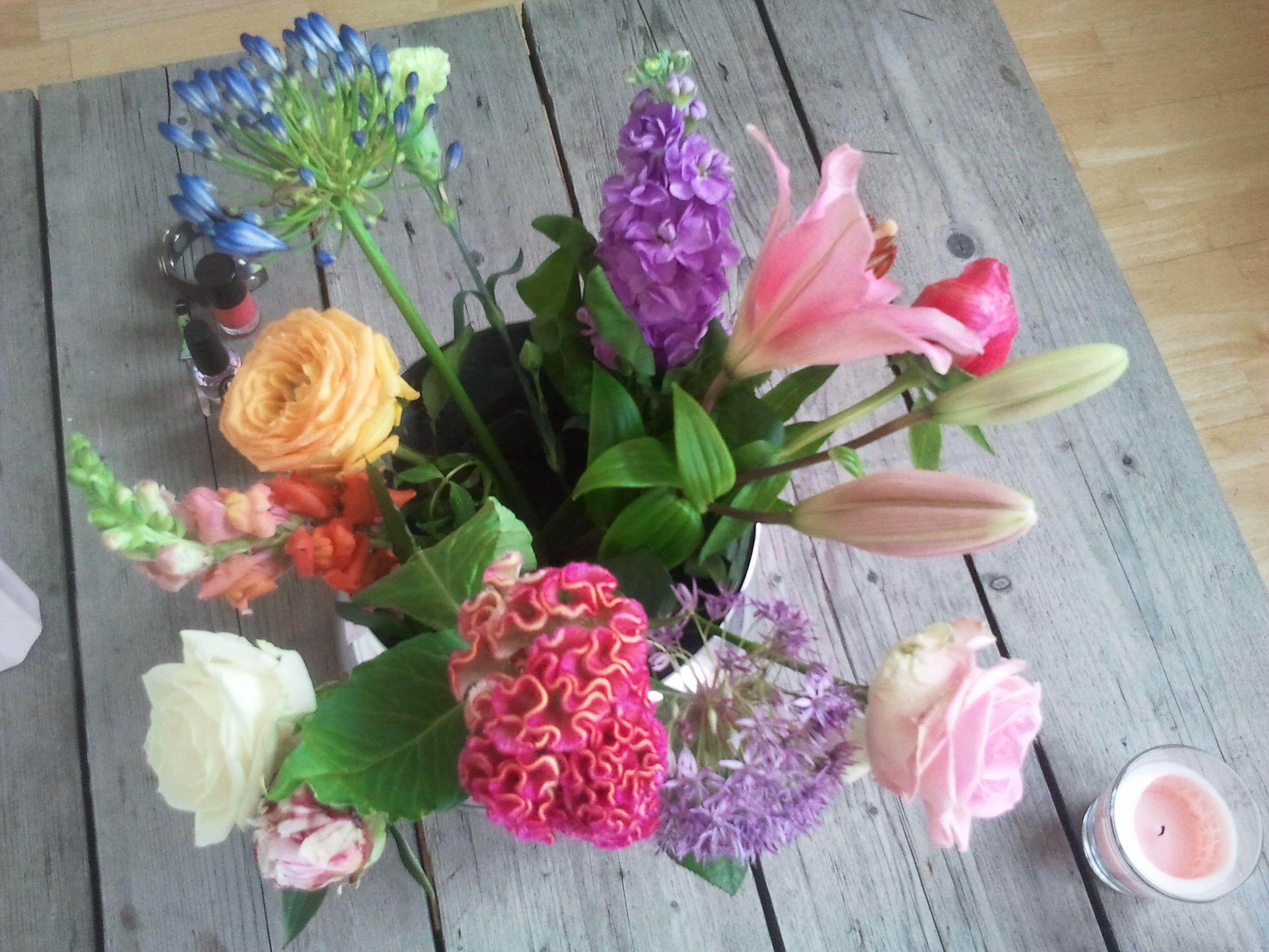 Nog meer bloemetjes