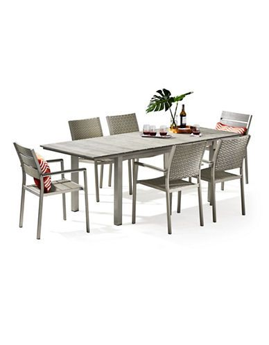 Brushed Aluminum Patio Collection Hudson S Bay