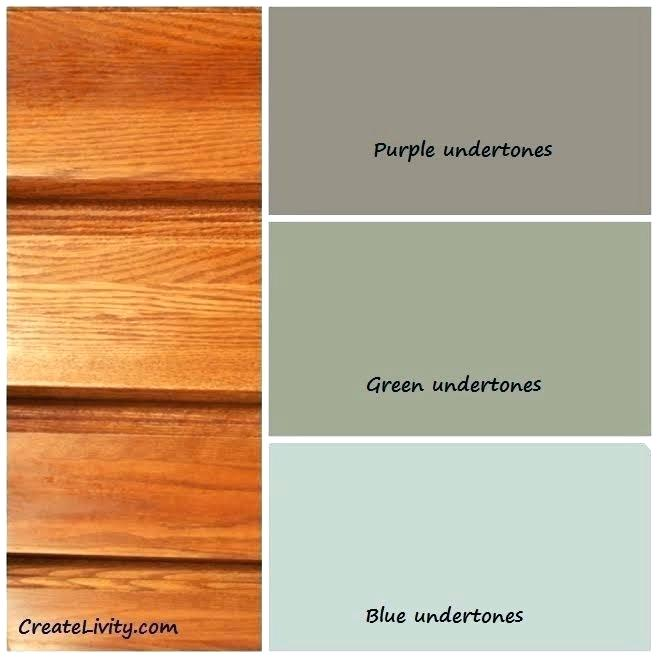 Golden Oak Cabinets What Color Floor Colors That Go With Wood Google Search In Granite Countertops Oak Wood Trim Kitchen Paint Colors Paint Colors For Home