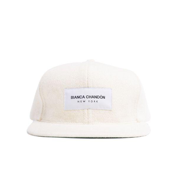 Bianca Chandon Logotype Hat Navy ビアンカシャンドン CAP