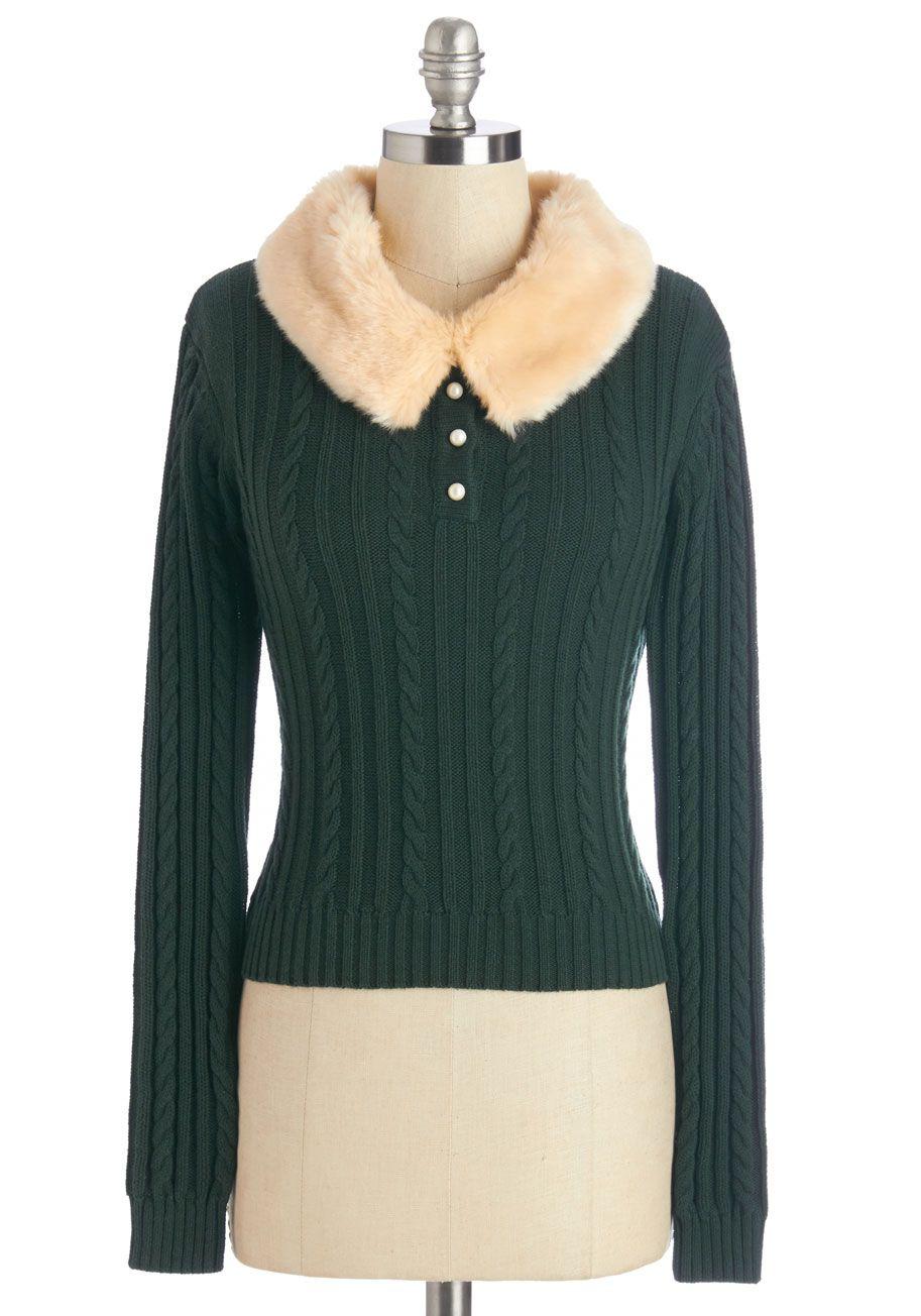 Along Came Jolly Sweater - ModCloth.com