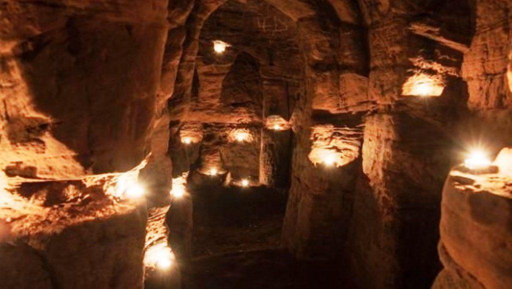 Shropshire: Cueva-santuario vinculada a los seguidores de la Orden de los Caballeros Templarios